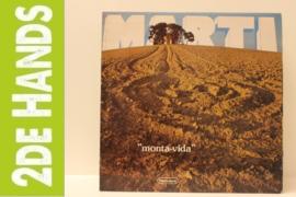 """Marti – """"Monta-Vida"""" (LP) D10"""
