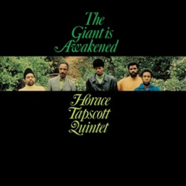 Horace Tapscott Quintet - Giant is Awakened (LP)