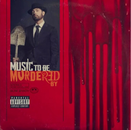 Eminem – Music To Be Murdered By (2LP)