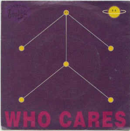 """Astral Bodies – Who Cares (7"""" Single) S90"""