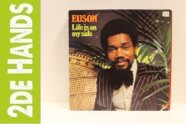 Euson ‎– Life Is On My Side (LP) D20