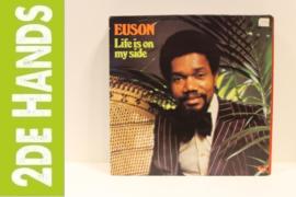 Euson – Life Is On My Side (LP) D20