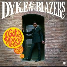 Dyke & The Blazers - I Got a Message: Hollywood (1968-1970) (2LP)