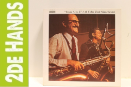 Al Cohn-Zoot Sims Sextet ‎– From A To Z (LP) H20
