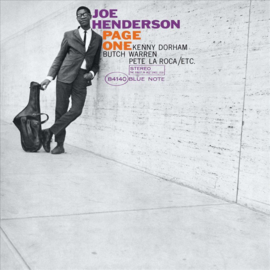 Joe Henderson - Page One -Blue Note Classic- (LP)