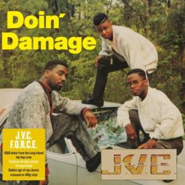 JVC Force - Doing Damage (LP)