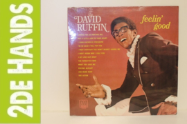 David Ruffin ‎– Feelin' Good (LP) A50