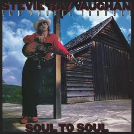 Stevie Ray Vaughan - Soul To Soul (LP)