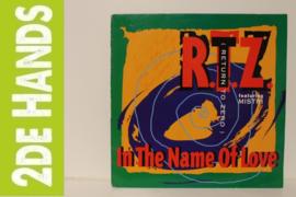 """R.T.Z. – In The Name Of Love (12"""") J40"""
