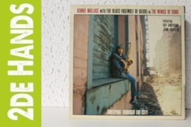 Bennie Wallace ‎– Sweeping Through The City  (LP) F30