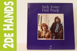 Andy Irvine / Paul Brady – Andy Irvine / Paul Brady (LP) F40