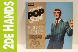 "Buddy Holly ‎– ""The Brown-Eyed Handsome Man"" (LP) H20"
