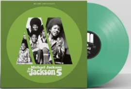 Michael Jackson & Jackson 5 - Motown Anniversary (LP)