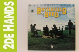 Battlefield Band ‎– Home Is Where The Van Is (LP) J60