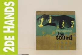 """The Sound – Propaganda (2x10"""") H50"""