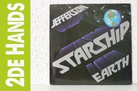 Jefferson Starship - Earth (LP) H50