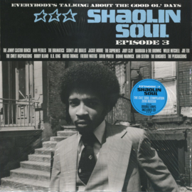Various – Shaolin Soul (Episode 3) (2LP+CD)
