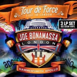 Joe Bonamassa - Tour De Force - Hammersmith Apollo  (3LP)