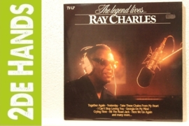 Ray Charles - The Legend Lives (LP) F80