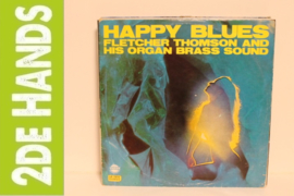 Fletcher Thomson And His Organ Brass Sound ‎– Happy Blues (LP) G70