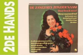 Zangeres Zonder Naam – Daar Ben Ik Weer! (LP) A50