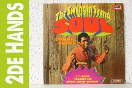 Donnie Burks - The Swingin' Sound of Soul (LP) E60