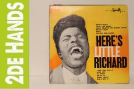 Little Richard – Here's Little Richard (LP) C80