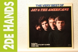 Jay & the Americans - Very Best Of (LP) F20