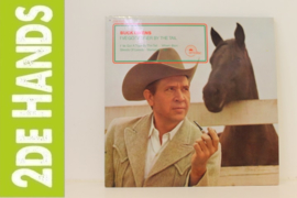 Buck Owens ‎– I've Got A Tiger By The Tail (LP) D80