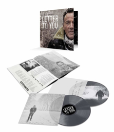 Bruce Springsteen & The E-Street Band - Letter To You -Indie Only- (2LP)
