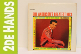 Bill Anderson ‎– Bill Anderson's Greatest Hits  (LP) G90