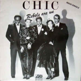 """Chic – Rebels Are We (12"""" Single) T30"""