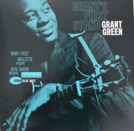 Grant Green ‎– Grant's First Stand (LP)