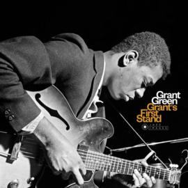 Grant Green – Grant's First Stand -LTD-  (LP)