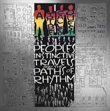 A Tribe Called Quest ‎– People's Instinctive Travels And The Paths Of Rhythm (2LP)