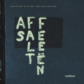 Asfaltfeeën - Zwart Glimmend Chroom (LP)