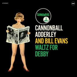 Cannonbal Adderley & Bill Evans - Waltz For Debby (LP)