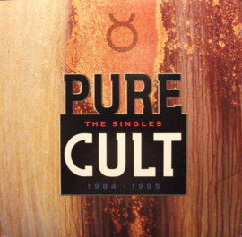 The Cult ‎– Pure Cult The Singles 1984 - 1995 (2LP)