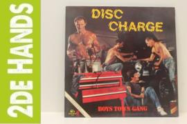 Boys Town Gang – Disc Charge (LP) G90