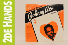 Johnny Ace ‎– Memorial Album For Johnny Ace (LP) C80