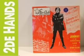 Johnny And The Hurricanes ‎– Live At The Starclub (LP) F40