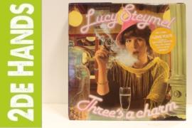 Lucy Steymel – Three's A Charm (LP) E50