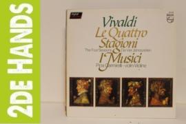 Antonio Vivaldi · I Musici, Pina Carmirelli – Le Quattro Stagioni  (LP) D30
