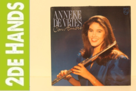 Anneke de Vries – Con Amore (LP) A10