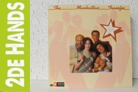 Manhattan Transfer – Coming Out (LP) G50