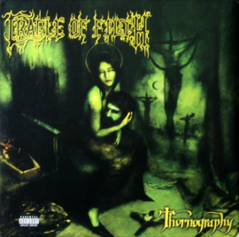 Cradle Of Filth ‎– Thornography (2LP)