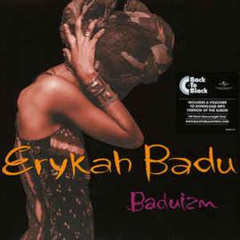 Erykah Badu – Baduizm (2LP)