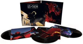 Roger Waters - Us + Them (3LP)