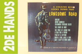 Earl Cupit And Bobby Bond – A Country Boy Looks Down That Lonesome Road (LP) B20
