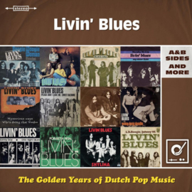 Livin' Blues ‎– The Golden Years Of Dutch Pop Music (A&B Sides And More) (LP)